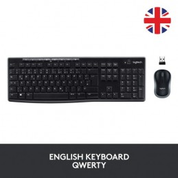 MK270 Mouse and Keyboard